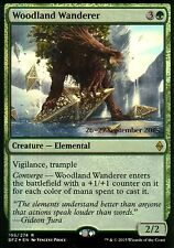 Woodland Wanderer FOIL | NM | Prerelease Promo | Magic MTG