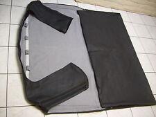 Jeep Wrangler Soft Top 4 Door Fits 2007-2009 Unlimited Only, Black Excellent top