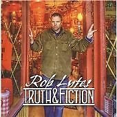 Rob Lutes - Truth And Fiction (2009)  CD  NEW  SPEEDYPOST