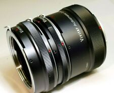 Vivitar Macro Auto Tube set AT-5 36mm 20mm 12mm MD lens for Minolta