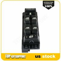 Window Control Switch Front Driver Side Fits 2001-2002 Chevy Silverado 1500 HD