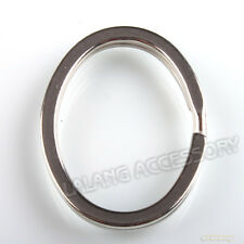 10x 160362 New Oval Strong Split Rings Fit Keyring Free Shipping Fee 36mm