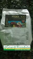 Hydra N30 concime idrosolubile profes. 30.10.10 + microelementi chelati 2,5kg