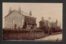 Orrell near Wigan - Lynwood - real photographic postcard