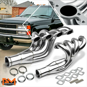 For Chevy BBC Big Block 396/427/454/507/572 V8 Stainless Steel Exhaust Header