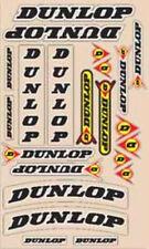 N Style Dunlop Universal Decal Sticker Kit N30-1007