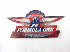 2000 Formula-1 Indianapolis United States Grand Prix Event Lapel Pin IMS F1