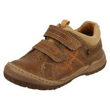 Chaussures décontractées en cuir pour garçon de 2 à 16 ans pointure 26