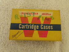Winchester Western .243 Cartridge Cases Box