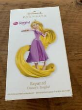 Hallmark Keepsake Ornament Disney's Tangled Rapunzel 2011 Golden Hair Tower