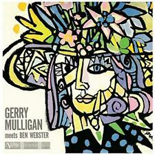 "Gerry Mulligan - Gerry Mulligan Meets Ben Webster (NEW 12"" VINYL LP)"