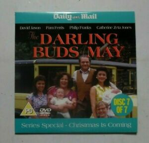 THE DARLING BUDS OF MAY CHRISTMAS IS COMING SERIES SPECIAL DVD PROMO DISC 7 OF 7
