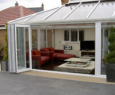 More details for upvc 5-pane bifolding doors 3800mm wide supply & fitted