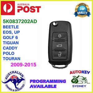 VW GOLF 6 TIGUAN TRANSPORTER CADDY KEY SUIT 2009-2015