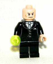 Lego LEX LUTHER WITH KRYPTONITE Figure Loose From Set 6862 Superman
