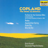 """COPLAND: THE MUSIC OF AMERICA"" Fanfare/Rodeo KUNZEL (CD 1997) *EXCELLENT* sryb"