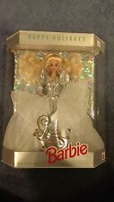Barbie Happy Holidays Special Edition 1429 1992 Mattell New In Box NRFB