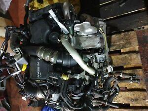 13-15 NISSAN JUKE/QASHQAI/ 1.5 DCI DIESEL BARE ENGINE CODE K9K636   36K MILES