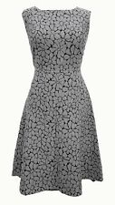 Phase Eight / 8 Flower Fit and Flare dress Size 14 Worn once