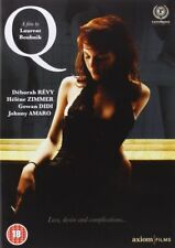Q (DVD) 24 Hours in the Life of a Woman Deborah Revy Gowan Didi Johnny Amaeo