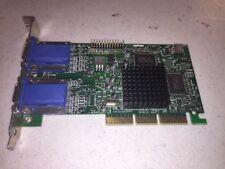 Matrox Dual Monitor G450 32MB AGP G45+MDHA32D Video Card