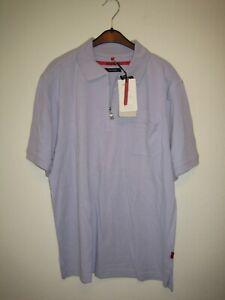 SIGNUM Polo Shirt kurzarm Größe S lila flieder  NEU  KOSTENLOSER VERSAND
