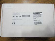 New Balluff BUS0016 Ultrasonic Sensor