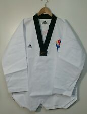 2016 Taekwondo Peace Festival Seoul Korea WTF Adidas Uniform - Sz 105(190cm)