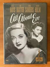 All About Eve (Dvd) Bette Davis - Anne Baxter - Very Good Condition