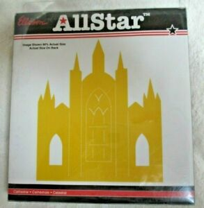 ELLISON Allstar Cathedral Bigz Die Church Rome Religious Place of Worship A10622