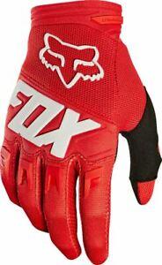 Fox Racing Adult Dirtpaw Gloves Mx Motocross Dirt Bike Atv Off Road Utv