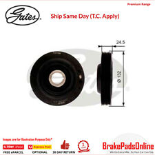 Tvd1059 Torsional Vib Damper for FORD Focus MK I LR EDDD