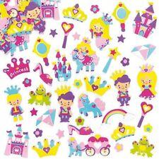 Princess Foam Stickers