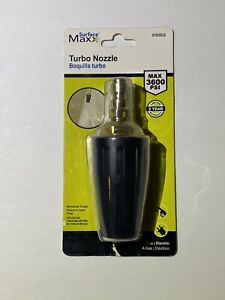 SURFACE MAXX TURBO NOZZLE-3600 PSI-ITEM #0183832-PRESSURE WASHER-NEW