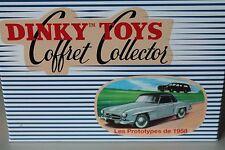 DINKY TOYS * COFFRET COLLECTOR * LES PROTOTYPES DE 1958 * OVP * MINT