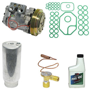 New A/C Compressor and Component Kit for Tracker