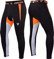 RDX Leggings Tight Pants Sports Fitness Pants Compression Slim Gym Sports Wear