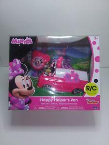Jada R/C Disney Junior MINNIE Mouse Happy Helper Van Wearable Wrist Controller