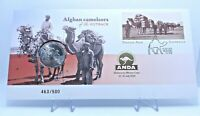 2020 50 Cent Afghan Cameleers of the Outback ANDA PNC Limited and Collectable