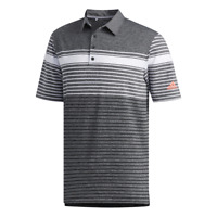 New Mens Adidas Ultimate Engineered Heather Polo Golf Shirt Choose Size & Color