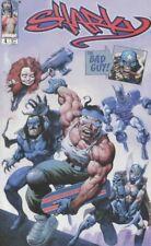 SHARKY #4 (2000) 1ST PRINTING BAGGED & BOARDED IMAGE COMICS