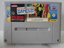 SNES Spiel - California Games 2 (PAL) (Modul)