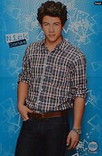 NICK JONAS - A3 Poster (ca. 42 x 28 cm) - Jonas Brothers Clippings Fan Sammlung