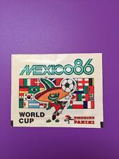 Panini FIFA World Cup WM 1986 Mexico - 1x Tüte Packet