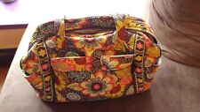 Vera Bradley Make A Change Baby Travel Diaper Bag