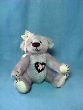 New ListingDeb Canham - Violet Bear - Bigger Bear Collection - Le #73 of 500 -Mint -New
