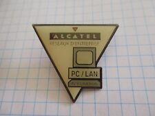 PINS RARE ALCATEL MINITEL INFORMATIQUE VINTAGE PIN'S wxc 35