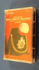 ROYAL CORPS OF TRANSPORT - In Concert - BRAND NEW SEALED 1988 CASSETTE - Canada