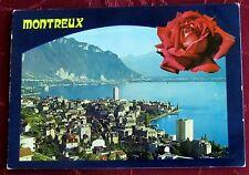 AK Ansichtskarte Montreux Schweiz kostenloser Versand