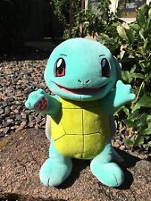 Build a Bear Pokemon LIMITED EDITION Squirtle Set Plush Toy w/Sound - New